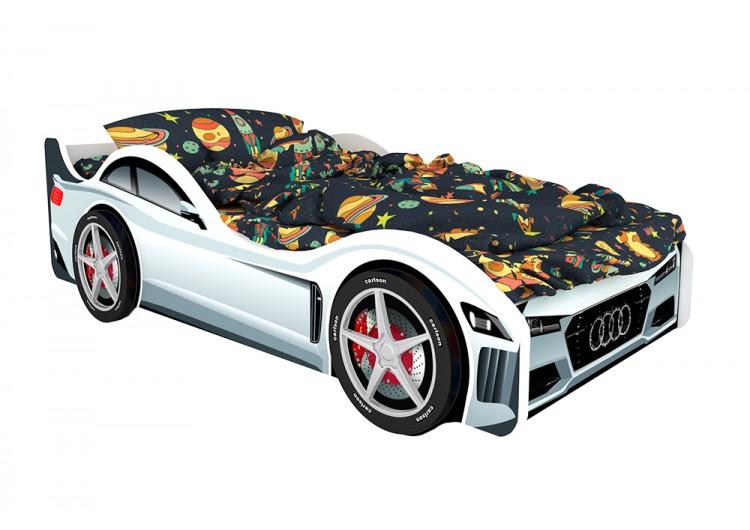 Детская кровать машина серия Классик AUDI