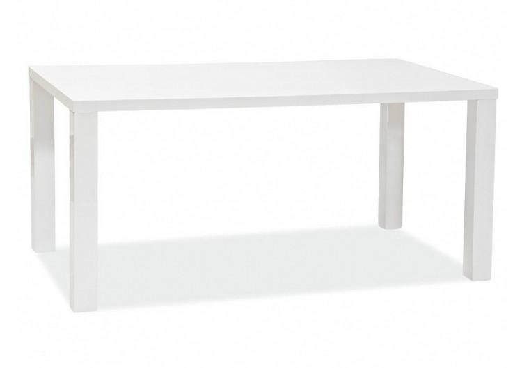 Стол обеденный Signal  MONTEGO 140 (белый)