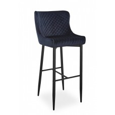 Барный стул Signal COLIN B VELVET H-1