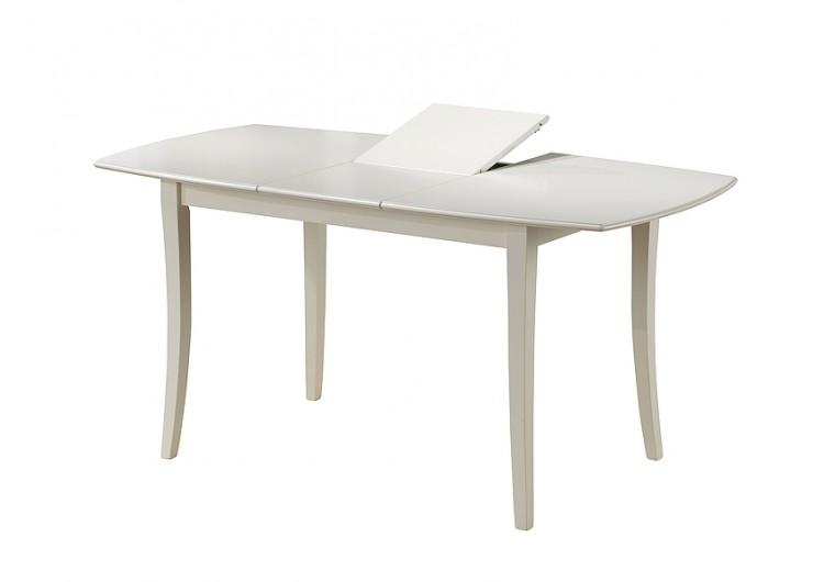 Стол обеденный Signal  MARTINA BIANCO 110 раскладной (экру)