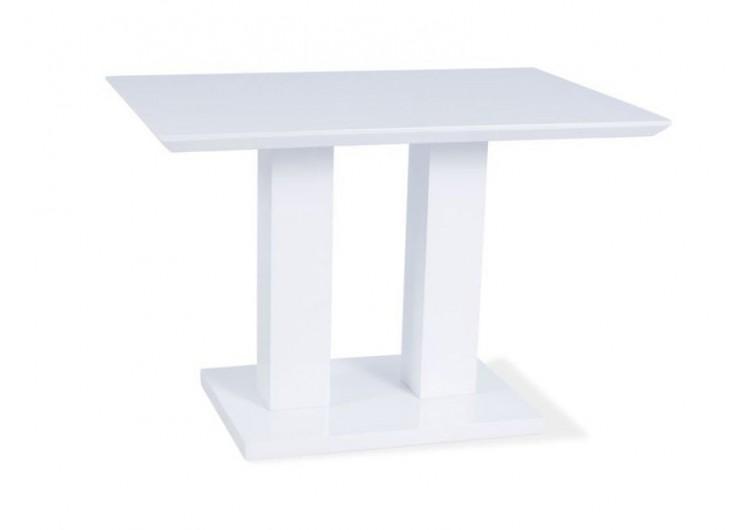 Стол обеденный Signal TOWER 110 (белый)