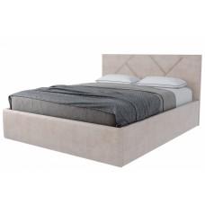 Кровать Stolline Лима с подъемным механизмом бежевая