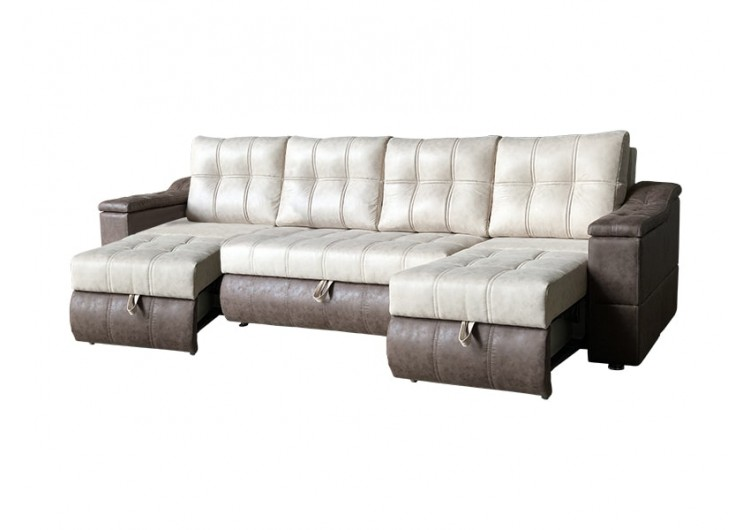 Камертон-1 П трансформер угловой диван