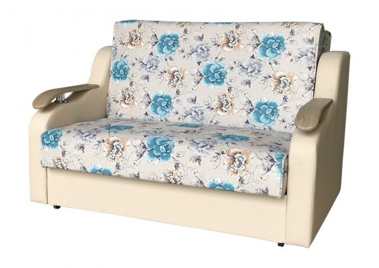 Виктория декор аккордеон диван 1,4