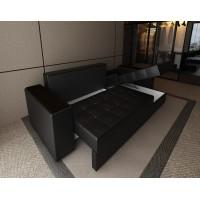 Угловой диван Константин с декором