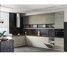 Кухня ДСВ Мебель Вариант фасада Скала Гранит Грей
