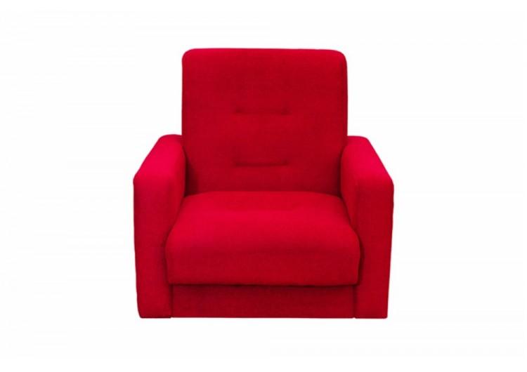 Кресло Милан красный