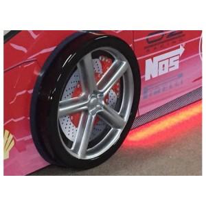 Пластиковые колеса (Комплект 2 шт)