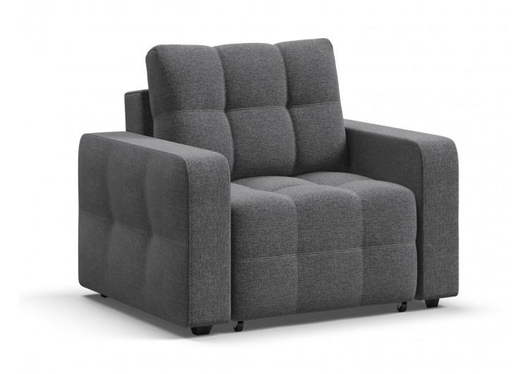 Кресло-кровать Dandy рогожка Malmo серый