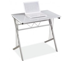 Стол компьютерный SIGNAL B120 белый