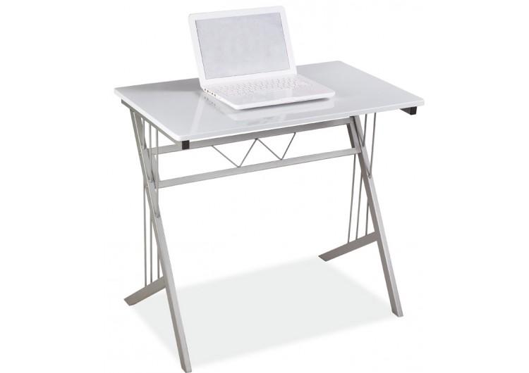 Стол компьютерный  B120 белый