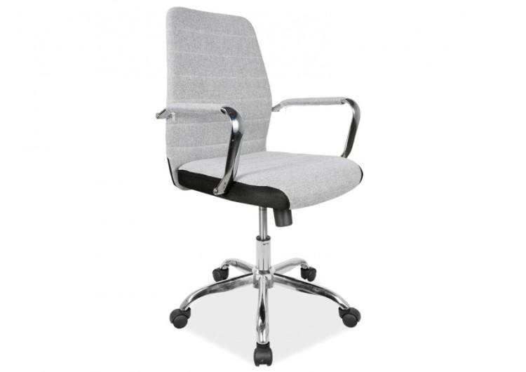 Кресло компьютерное Q-M3 серый NEW