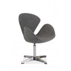 Кресло DEVON серое