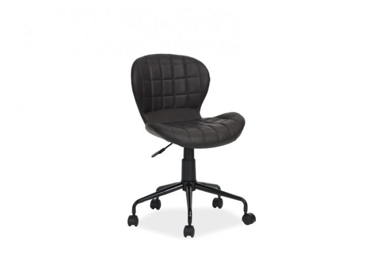 Кресло компьютерное SCOT черный NEW