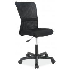 Кресло компьютерное SIGNAL Q-121 черное