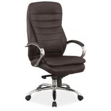 Кресло компьютерное SIGNAL Q-154 коричневое