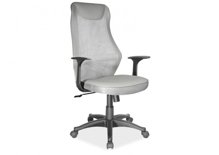 Кресло компьютерное Q-170 серый NEW