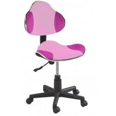 Кресло компьютерное SIGNAL Q-G2 розовое