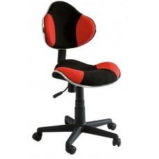 Кресло компьютерное  Q-G2 красно\черное