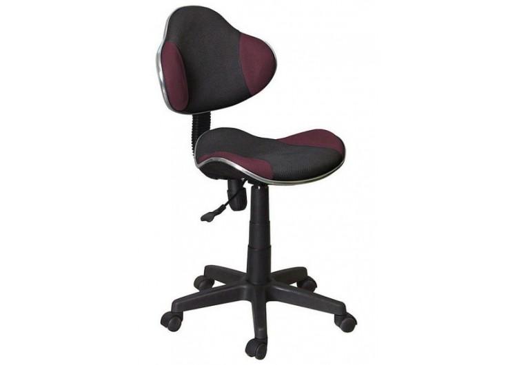 Кресло компьютерное SIGNAL Q-G2 фиолетово\черное