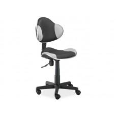 Кресло компьютерное  Q-G2 серо\черное