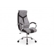 Кресло компьютерное  Q-165 серое