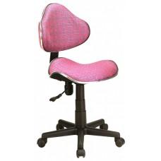 Кресло компьютерное  Q-G2 розовые узоры