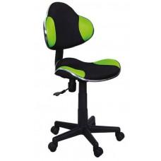 Кресло компьютерное  Q-G2 зелено\черное