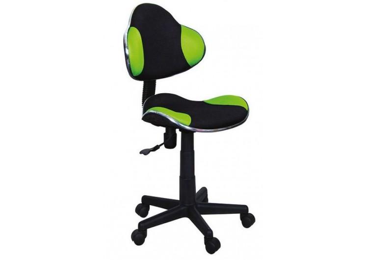 Кресло компьютерное SIGNAL Q-G2 зелено\черное