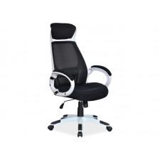 Кресло компьютерное  Q-409 черный NEW