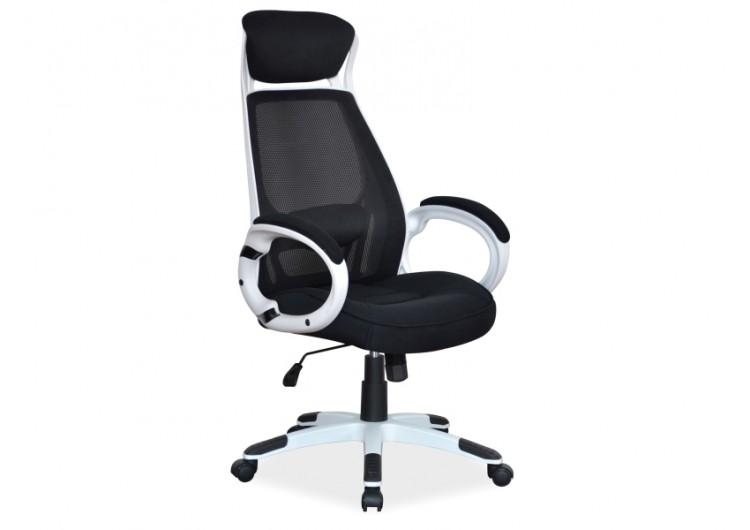 Кресло компьютерное SIGNAL Q-409 черный