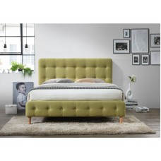 Кровать ALICE зеленый, 160/200 NEW