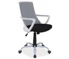 Кресло компьютерное SIGNAL Q-248 серо\черное