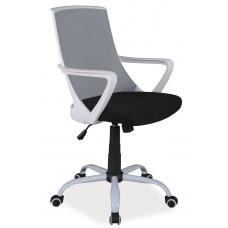 Кресло компьютерное  Q-248 серо\черное
