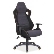 Кресло компьютерное  Q-229 черно\серое