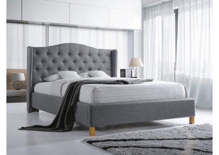 Кровать SIGNAL ASPEN серый