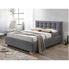 Кровать Signal  COPENHAGEN серый, 160/200 NEW