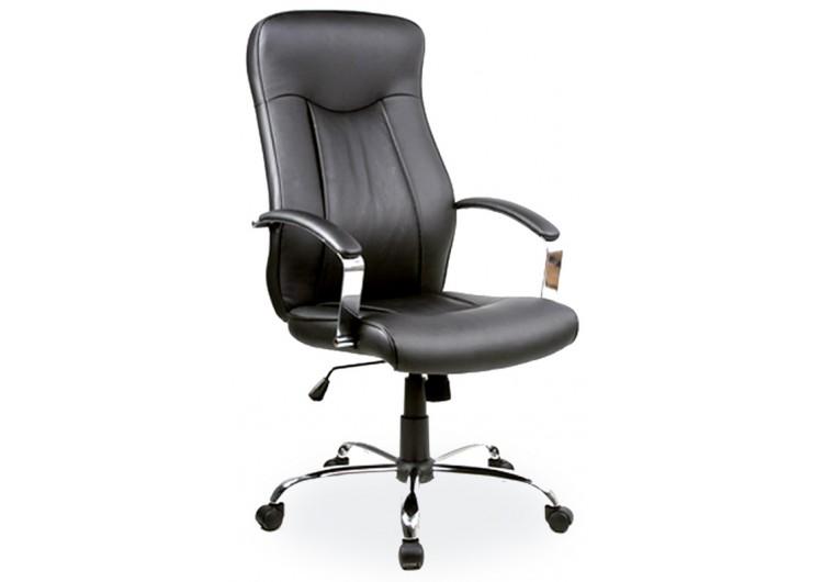 Кресло компьютерное SIGNAL Q-052 черное