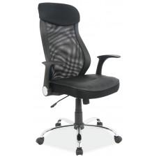 Кресло компьютерное SIGNAL Q-120 черное