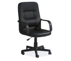 Кресло компьютерное SIGNAL Q-084 черное