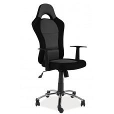 Кресло компьютерное SIGNAL Q-039 черное