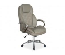 Кресло компьютерное Q-151 серый NEW