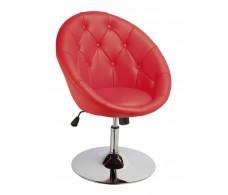 Кресло  C881 красное