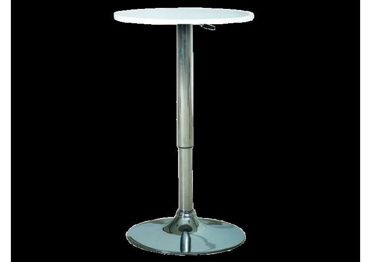 Стол барный SIGNAL B500 белый