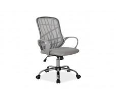 Кресло компьютерное SIGNAL DEXTER серый