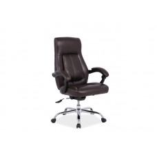Кресло компьютерное SIGNAL BOSS коричневый NEW