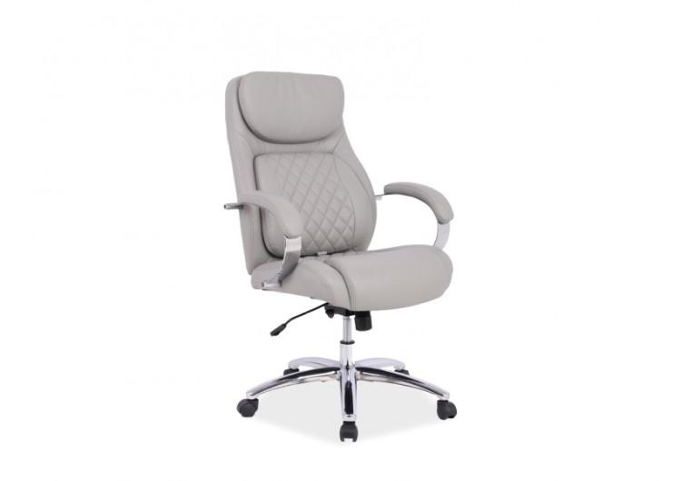 Кресло компьютерное SIGNAL DIRECTOR серый