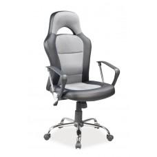Кресло компьютерное Signal Q-033 (серый/черный)