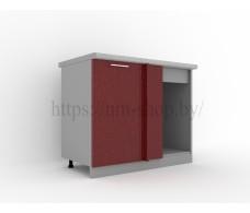 Шкаф нижний угловой прямой ШНУП 1000