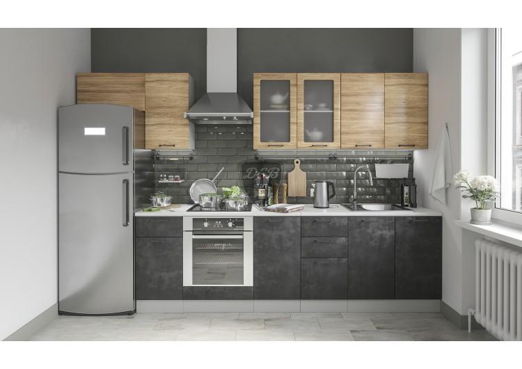 Модульная кухня Лофт